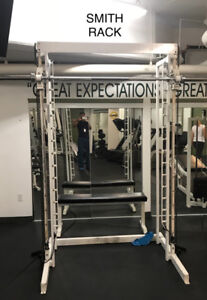 Commercial Grade Gym Equipment for Sale!