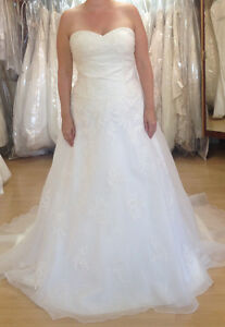 Robe de mariée neuve à vendre - Négociable