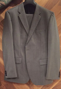 Hugo Boss Grey Suit