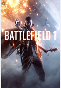 Battlefield 1 in great condition