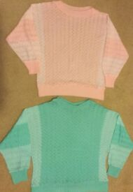 Ladies tops / jumpers