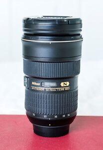 Nikon AF-S 24-70mm f/2.8 G IF-ED