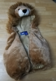 Adorable lion costume for 6-9 months