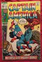 Captain America # 132 Comic Book