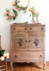 LINGERIE DRESSER | BOTANICAL FRENCH COUNTRY