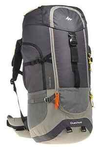 Quechua Hiking Camping Outdoor Water Repellent Backpack Rucksack