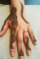 Add a touch of Henna to any event