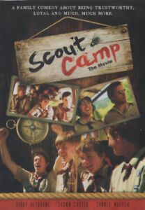 Scout Camp The Movie Brand New and Sealed Package DVD
