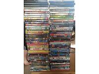 86 kids DVDs