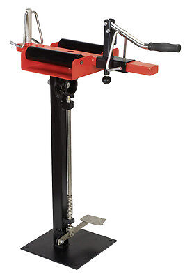 Sealey TC970 Manual Vehicle Tyre Spreader with Stand Repair Tool Car Van New