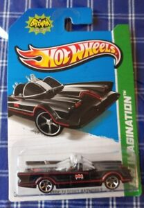 Hot Wheels HW Imagination Batman Classic TV Series Batmobile