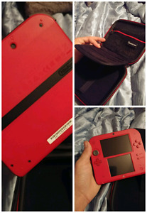 Brand new 2ds with case and games