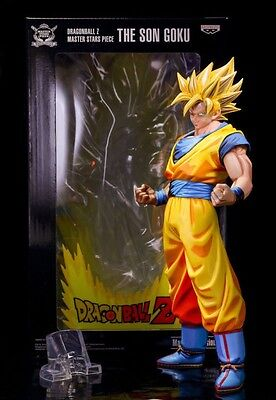 Banpresto Msp Master Stars Piece Dragonball Z Kai Manga Dimensions The Son Goku