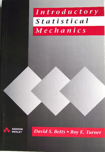 Intoductory Statistical Mechanics