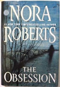 NORA ROBERTS and JD ROBB - 3 Novels – incl. The Obsession, The L Windsor Region Ontario image 2