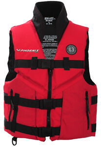 Men's and Women's Life Jackets