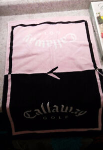 Callaway Golf Towel (with Carabiner)
