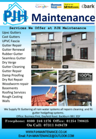 Gutters, fascia, soffit installation anywhere in the northwest