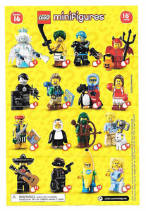 Lego Minifigures - looking for and selling