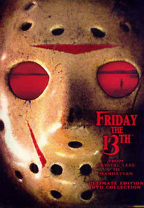 FRIDAY THE 13TH: ULTIMATE EDITION DVD COLLECTION