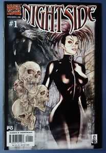 Nightside (2001) Limited Series comic books