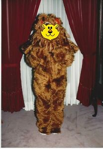 Cowerdly Lion from Wizard of Oz