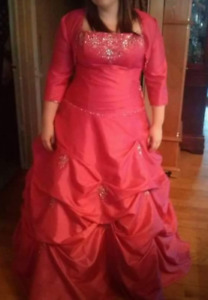 Super belle  robe de bal