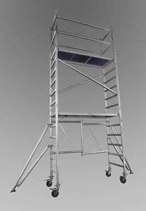 H-FRAME FOLDABLE 3.6M WORKING PLATFORM Revesby Bankstown Area Preview
