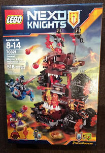Lego Nexo Knights Bundle - 7 Sets!  In Factory Sealed Boxes