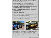 Driving lessons and driving school Birmingham