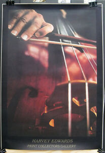 Cello poster - further further PRICE DROP