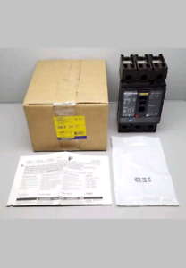 NEW SQUARE D JDL36200 POWERPACT CIRCUIT BREAKER 200A 3POLE