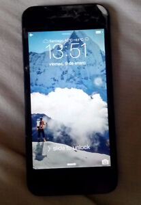 Ipod Touch 5g - borke screen