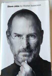 STEVE JOBS by Walter Isaacson HARDCOVER BOOK