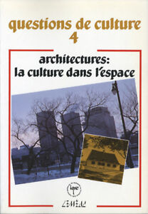 Collection « Questions de culture » de IQRC