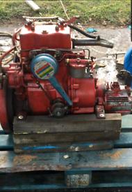 BUKH 20 hp Diesel Engine