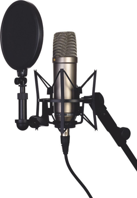 top 10 condenser microphones for vocals ebay. Black Bedroom Furniture Sets. Home Design Ideas