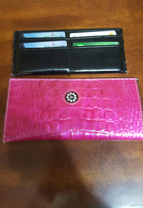 Michique Slipper Wallet