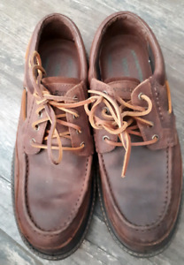 WINDRIVER TARANTULA SZ12 MEN'S SUEDE CASUAL SHOES.  WORN ONCE