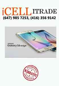 SAMSUNG GALAXY S6 EDGE UNLOCKED - $499 call 416 356 9142