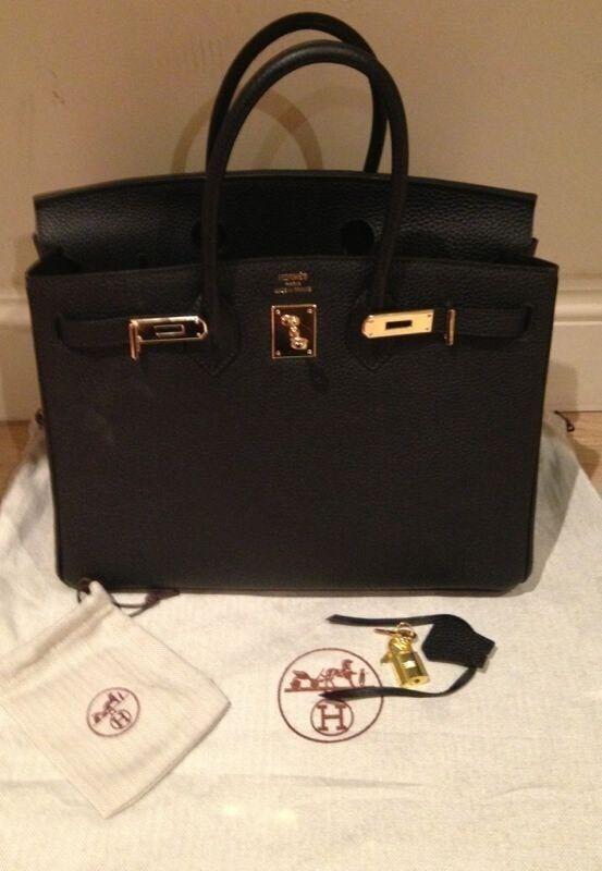 black hermes birkin bag price