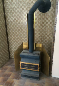 Small Harthex Woodstove