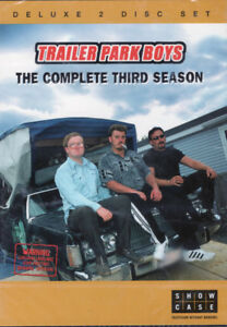 Trailer Park Boys Season 3 Brand New & Sealed Deluxe 2 Disc Set