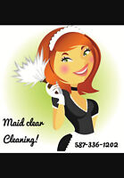 Independent residential cleaner!