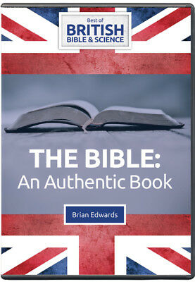 Best of British Bible & Science: Bible: Authentic Book (DVD, Answers in