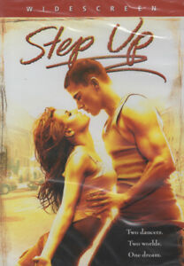 Step Up Brand New & Sealed Widescreen Edition DVD