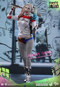 Hot Toys Suicide Squad Harley Quinn 1/6th Action Figure in store