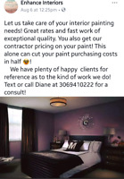 Interior Painting at its BEST!!