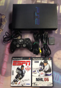 Sony Playstation 2 system with 30 games