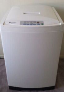 GE Spacemaker Portable Washer with Wheels